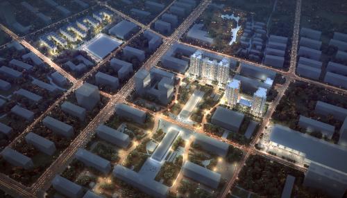 """空间价值重塑 天通科技园亮相""""2021中国商业地产投资专业展览会"""""""