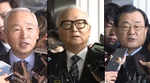 韩媒:韩国情报院三名前院长被判有期徒刑 涉嫌向朴槿惠行贿