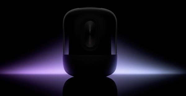华为Sound X 2021真机首曝:鸿蒙分布式音响系统加持