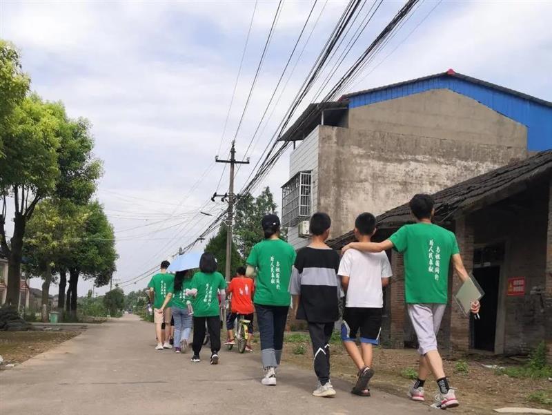 华中农大工学院:开展社会实践,助力乡村振兴