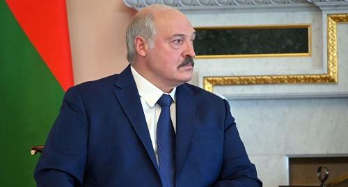 俄媒:白俄罗斯总统卢卡申科下令关闭南部西部边境 指不允许外人踏入