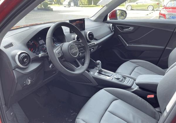 16万买奥迪SUV!新款奥迪Q2L实车亮相 Q7同款前脸