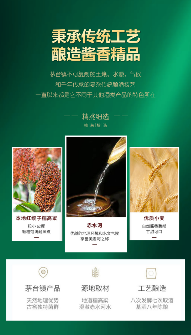 酱酒典范国民酒 品质中国窖师傅