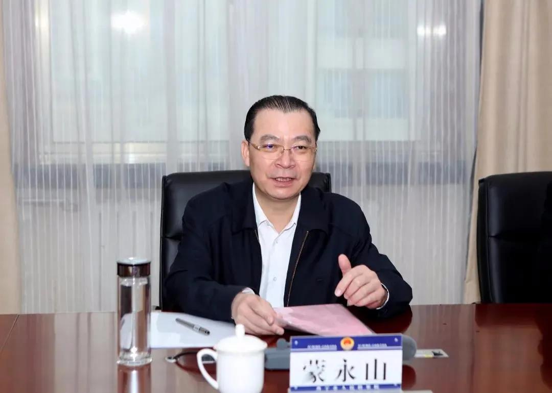 青海省检察院原党组书记、检察长蒙永山,被逮捕