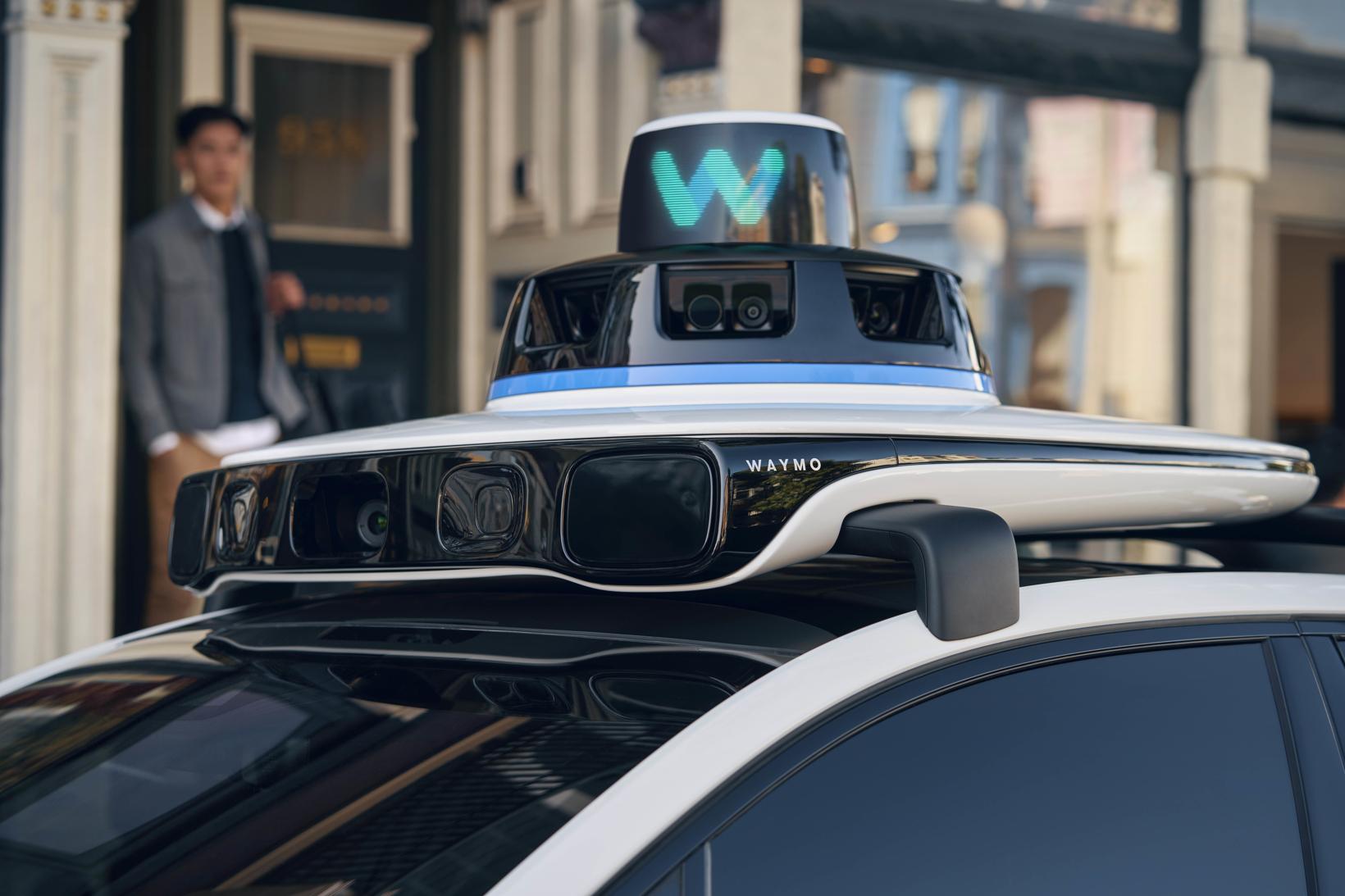 Waymo停止销售激光雷达传感器