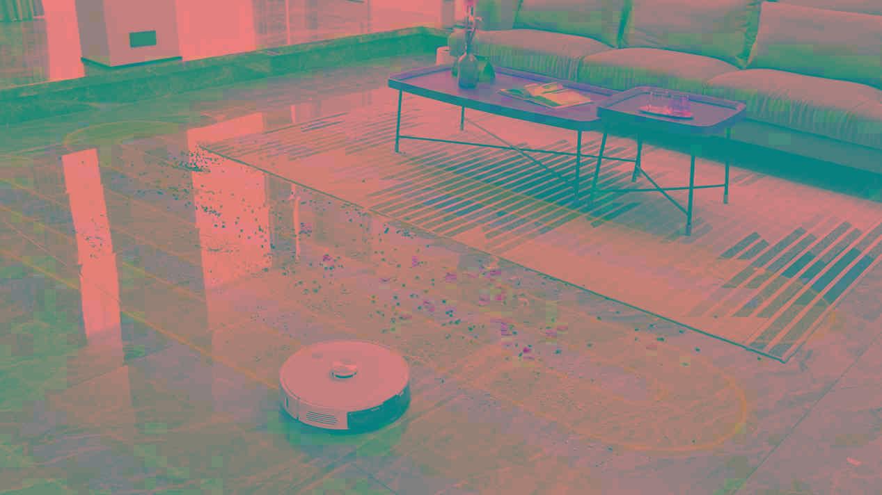 持续关注居家环境安全,创米小白推出集尘扫地机
