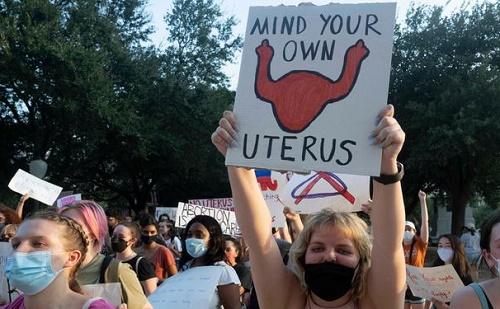 德媒:德州立法堵死几乎所有堕胎路子让民间执法 美最高法院予以默许