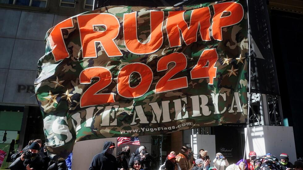 特朗普身边人透露:阿富汗局势变天后,特朗普肯定会在2024年参选总统