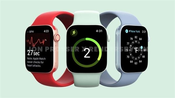 立讯精密增加产线!曝Apple Watch 7将在9月大量出货