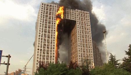 电动平衡车惹祸!大连凯旋国际大厦火灾原因查明,2人被刑拘!