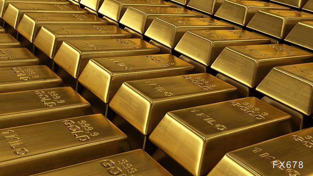 澳门体育比分黄金交易提醒:美元冲高回落,金价小涨等待CPI数据出炉