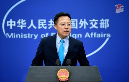 中国驻阿富汗大使祝贺阿富汗新政府成立,赵立坚回应