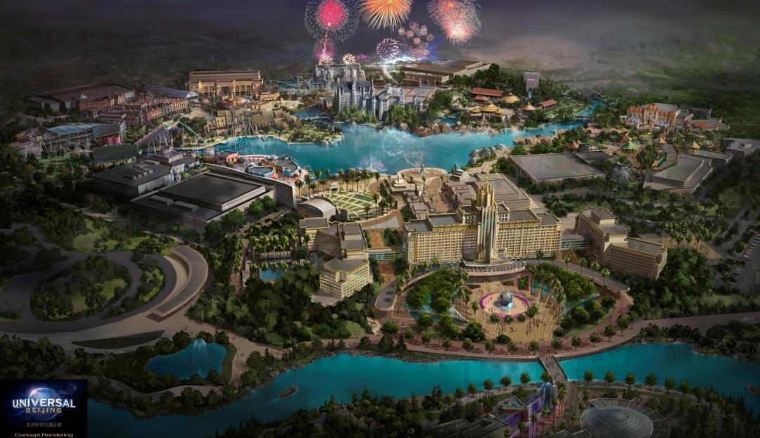 大火的环球影城背后,谁来纾解乐园本土化难题?