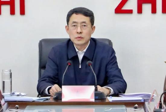 郭强任山西长子县委书记,韩春霖卸任