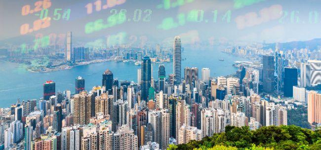 港股节前震荡 房地产与保险板块领跌 恒生指数险守24000点