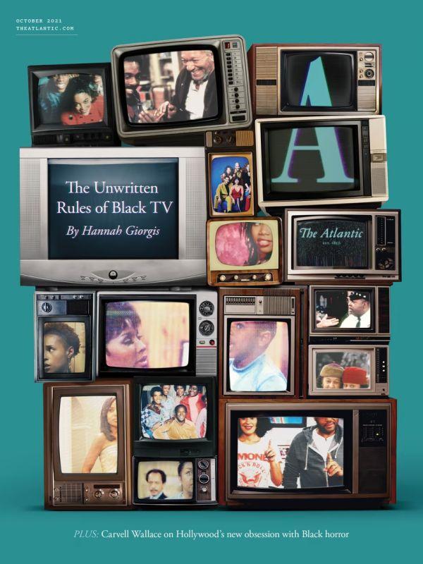参考封面秀|黑人电视剧的潜规则