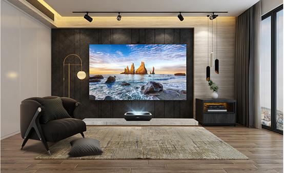 海信激光电视与Aqara达成战略合作,用绿色智能科技赋能家居新场景