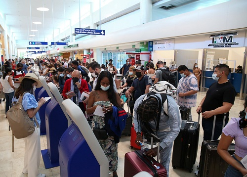 美媒:拜登政府解除对华旅行禁令引发美国华人圈兴奋 家人团聚有望
