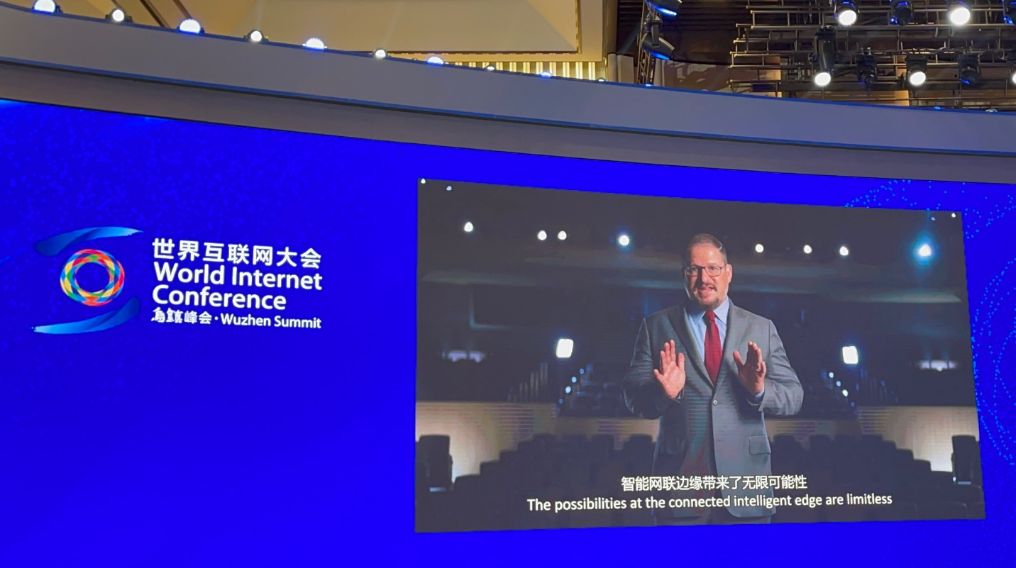 高通CEO安蒙:5G创造超级移动世界,高通助力中国移动生态繁荣