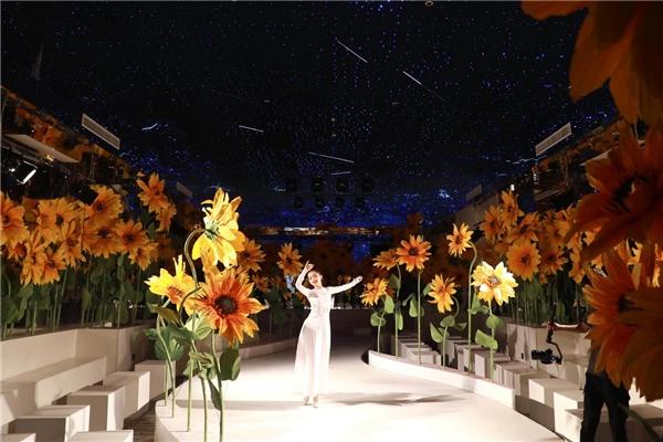 """用主题空间""""再造""""商业,让婚礼空间成为全新时尚打卡圣地"""