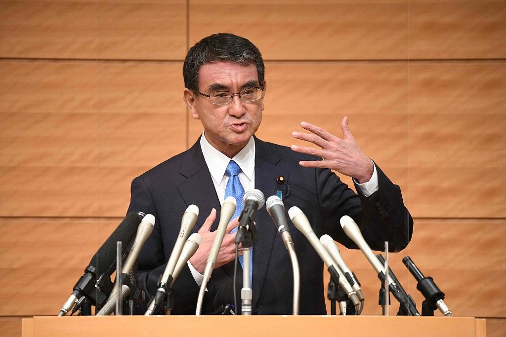"""日本自民党总裁选举将进行""""加时赛""""?日媒:将通过两轮投票才能最终选出"""